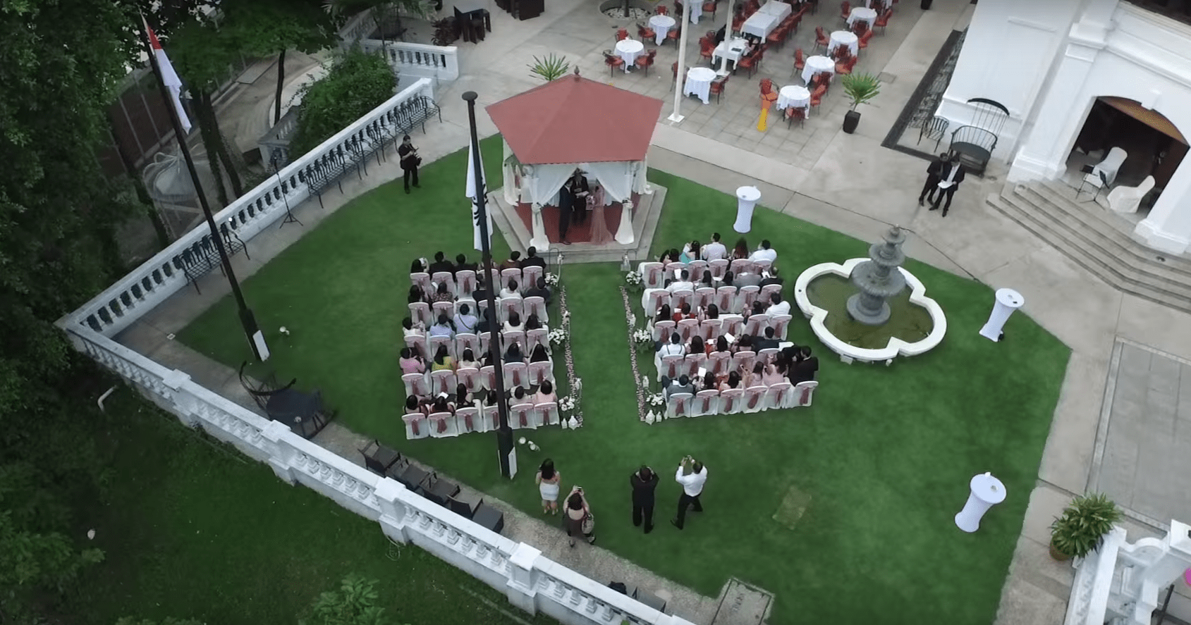 Drone Wedding & Event Photography & Video