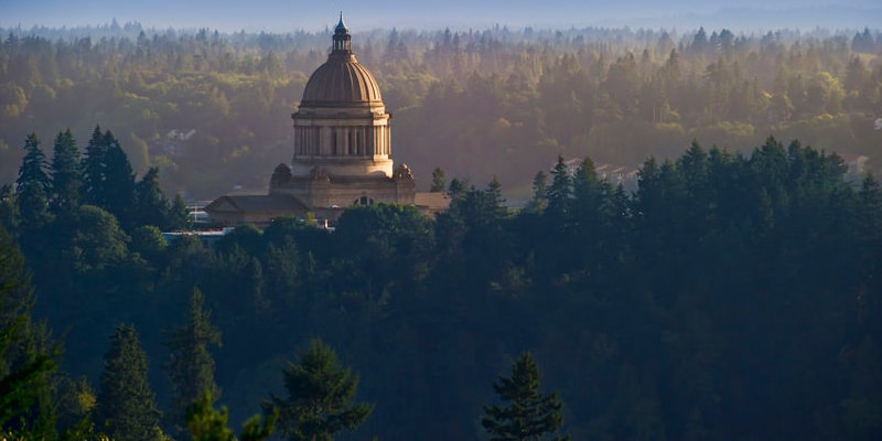 Olympia Drone Photography